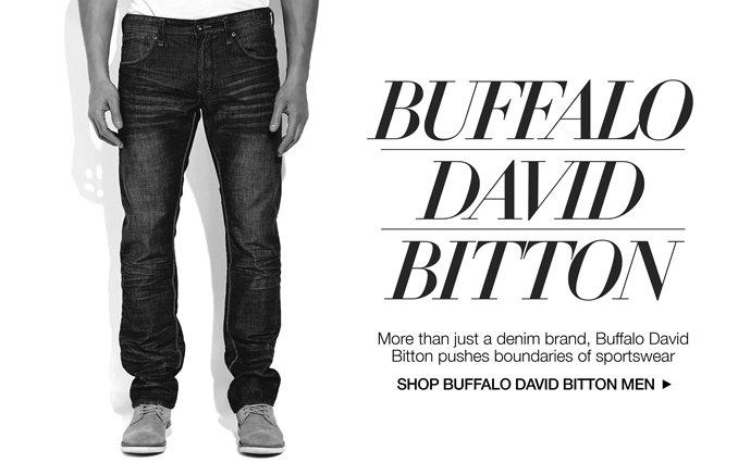 Shop Buffalo David Bitton - Men