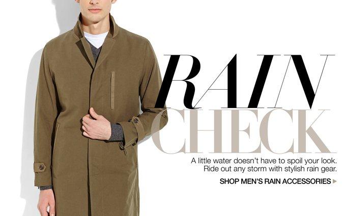 Shop Raingear - Men