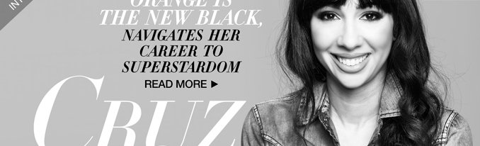 Read more of the C21 Interview with Jackie Cruz of Orange is the New Black.