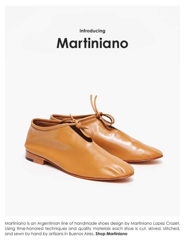 Introducing: Martiniano