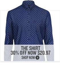 The Shirt Now $20.97