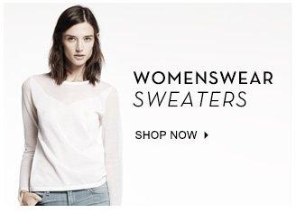 womenswear sweaters