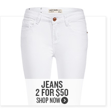 Jeans 2 FOr $50