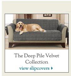 Deep Pile Velvet