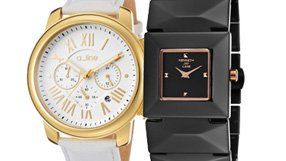 Watches by Invicta, A_Line and more
