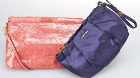 Prada and Miu Miu Bags