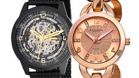 Akribos XXIV Watches