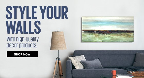 Style Your Walls