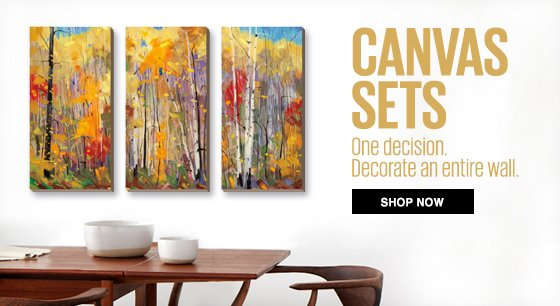 Shop Canvas Sets