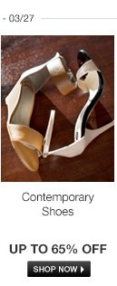 Contemporary Shoes