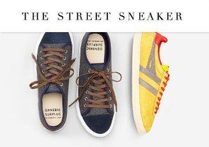 The Street Sneaker