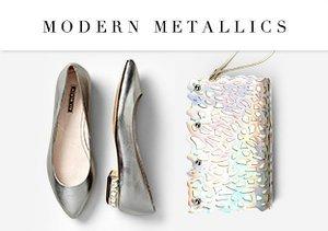 Metallic Accents
