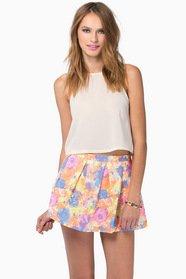 Brighten My Day Skirt $30