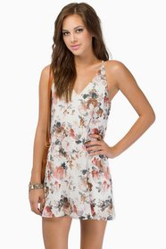Perfectly Imperfect Dress $30