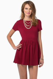 See You Later Skater Dress $37