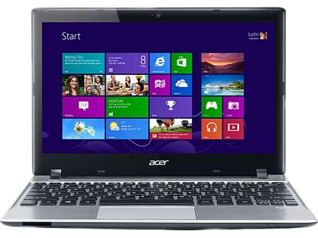 Acer Aspire V5-131-2497 (NX.M8AAA.004) Intel Celeron 1017U 1.6GHz 11.6