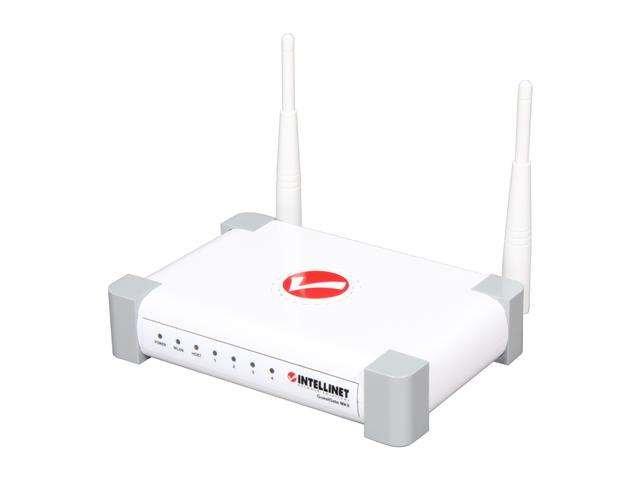 Intellinet 524827 GuestGate MK II Wireless 300N HotSpot Gateway