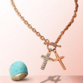 Mixed Metals: Women's Jewelry