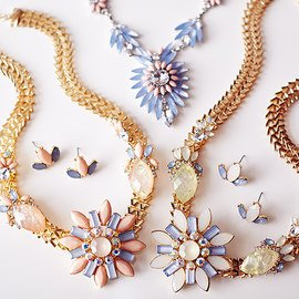 Spring Opulence: Statement Jewelry