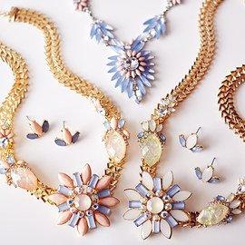 Spring Opulence: Statement Jewelry