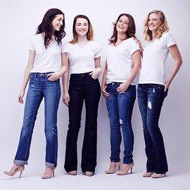 Find Your Fit: Women's Denim