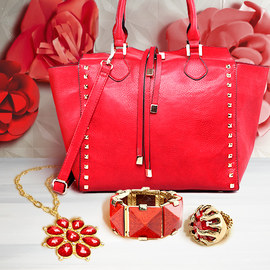 Color Trend: Poppy Red