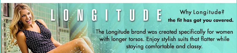 Longitude - the fit has got you covered