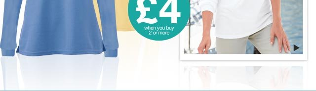 Buy Your Long Sleeved Pique Polo Today - Save £4 when you buy 2 or more