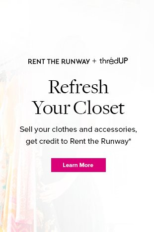 Refresh Your Closet - Learn More