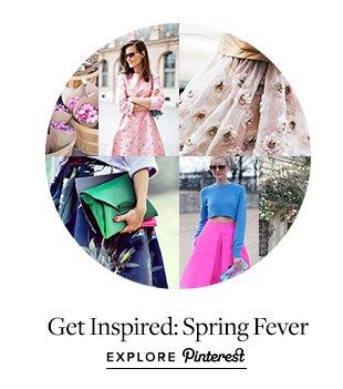 Get Inspired Using Pinterest