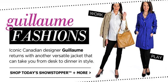 Guillaume Fashions