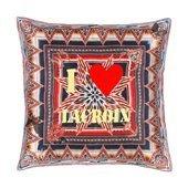 Christian Lacroix, I Love Lacroix Cushion