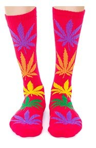 huf-plantlife-multi-color-sock