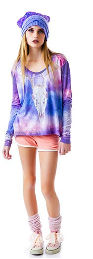 wildfox-couture-desert-dreamer-lazy-weekend-long-sleeve-tee
