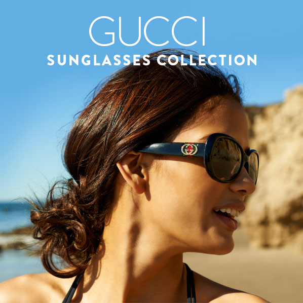 GUCCI - SUNGLASSES COLLECTION