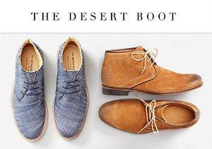 The Desert Boot