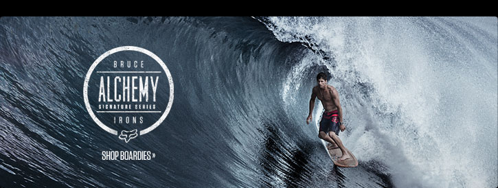 Bruce Irons Alchemy Signature Series Boardshorts