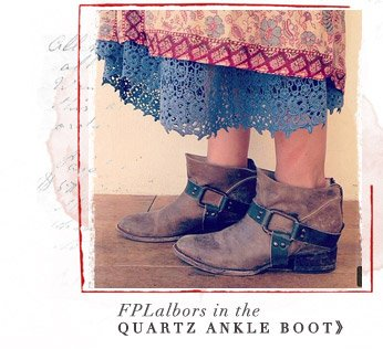 FPLalbors in the Quartz Ankle Boot
