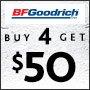 BFGoodrich Turn Up the Fun - and the Savings