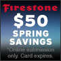 Firestone Spring Savings
