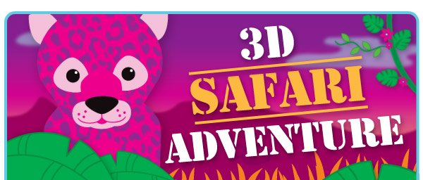3d safari adventure