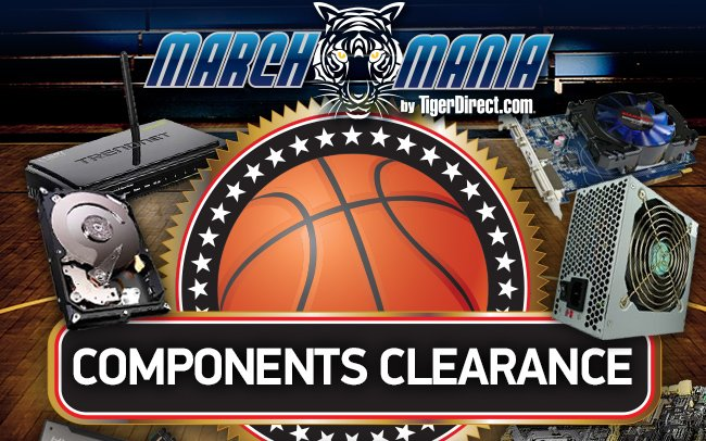 Components Clearance