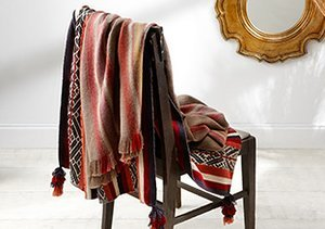 Hand Crafted: Blankets,Throws & Rugs