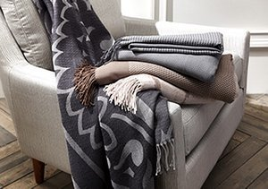 Up to 80% Off Throws