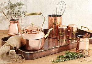 Hand Crafted: Serveware & More