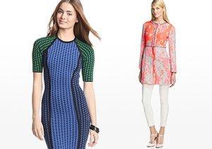 Spring Treats: Dresses & Separates