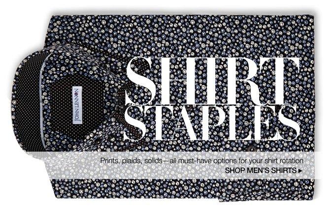 Shop Style Staples - Men