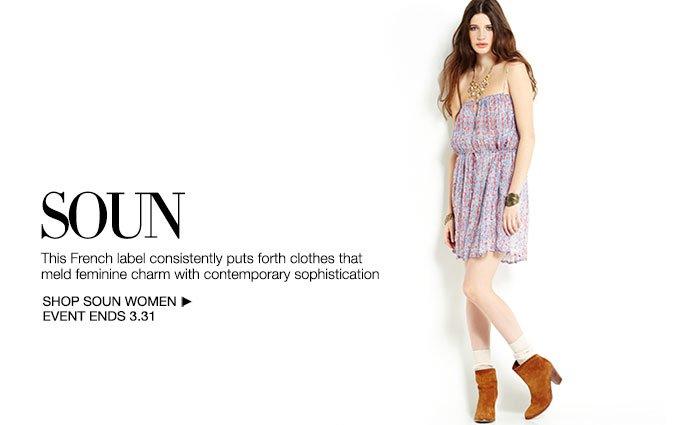 Shop Soun - Ladies