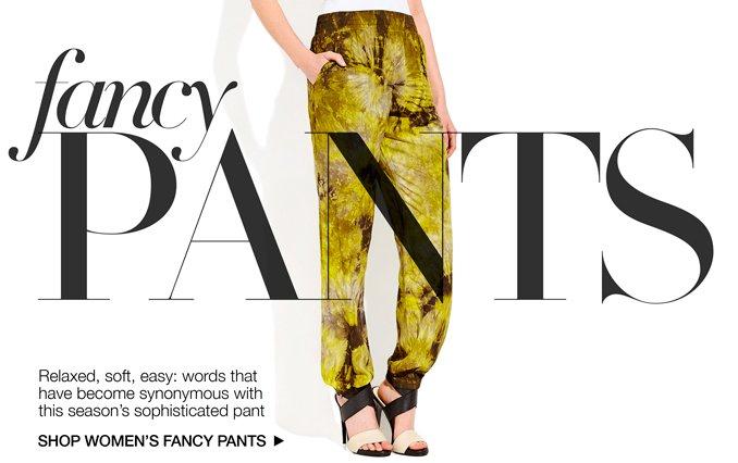 Shop Soft Pants - Ladies