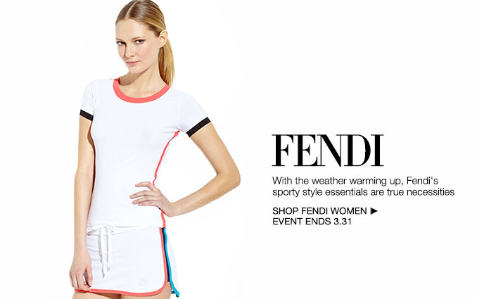 Shop Fendi Swimwear - Ladies